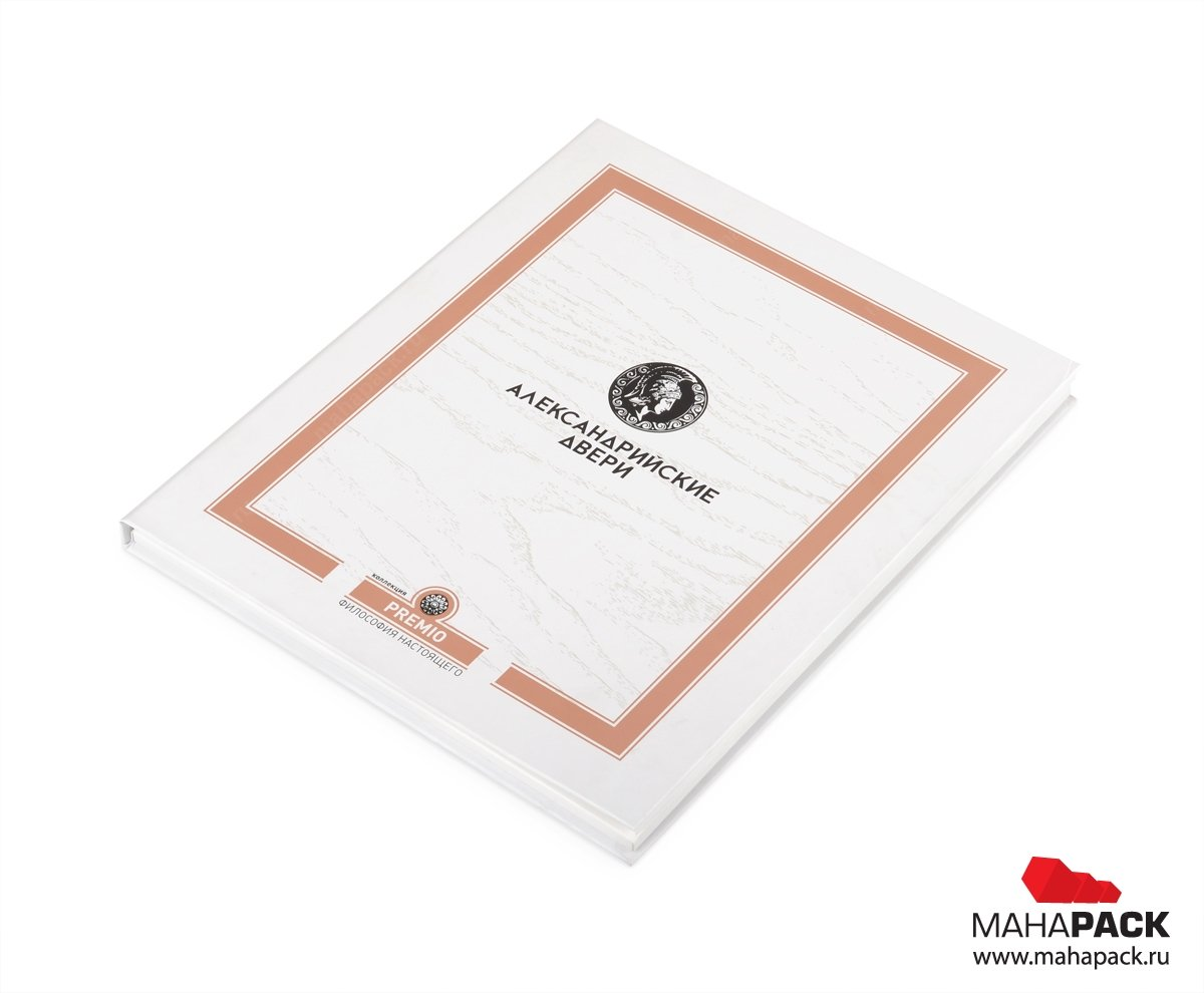 Фирменный каталог образцов по индивидуальному заказу