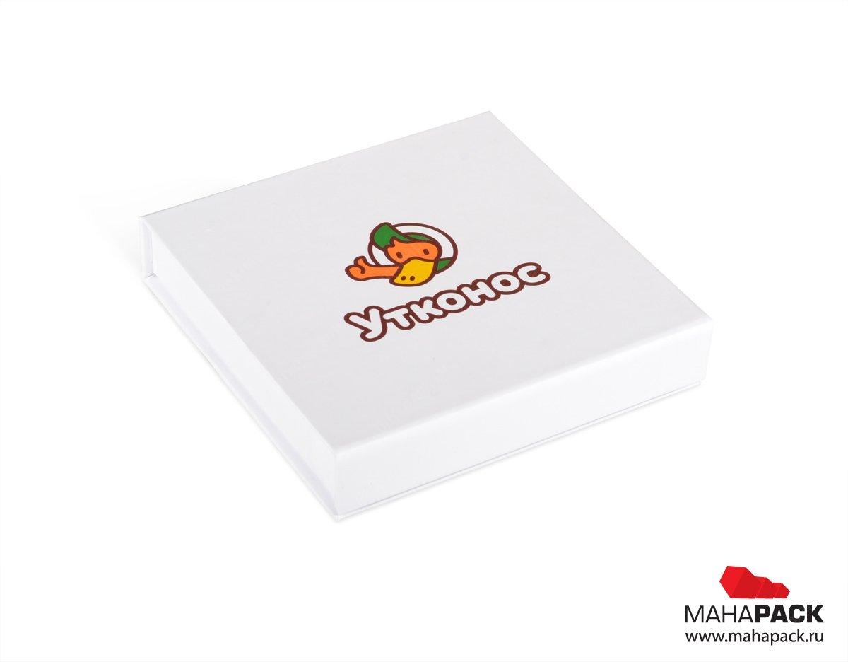Производство коробок с полноцветной печатью на заказ