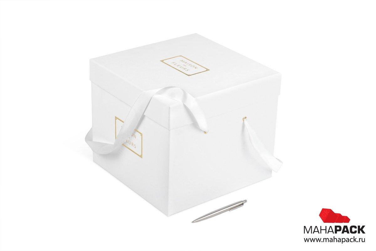 Заказать кашированную коробку премиум-класса