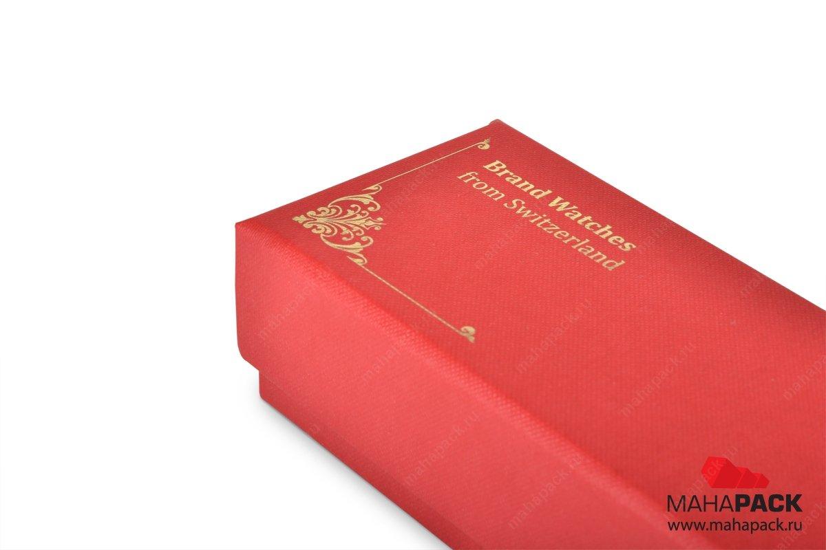 сувенирная упаковка с тиснением