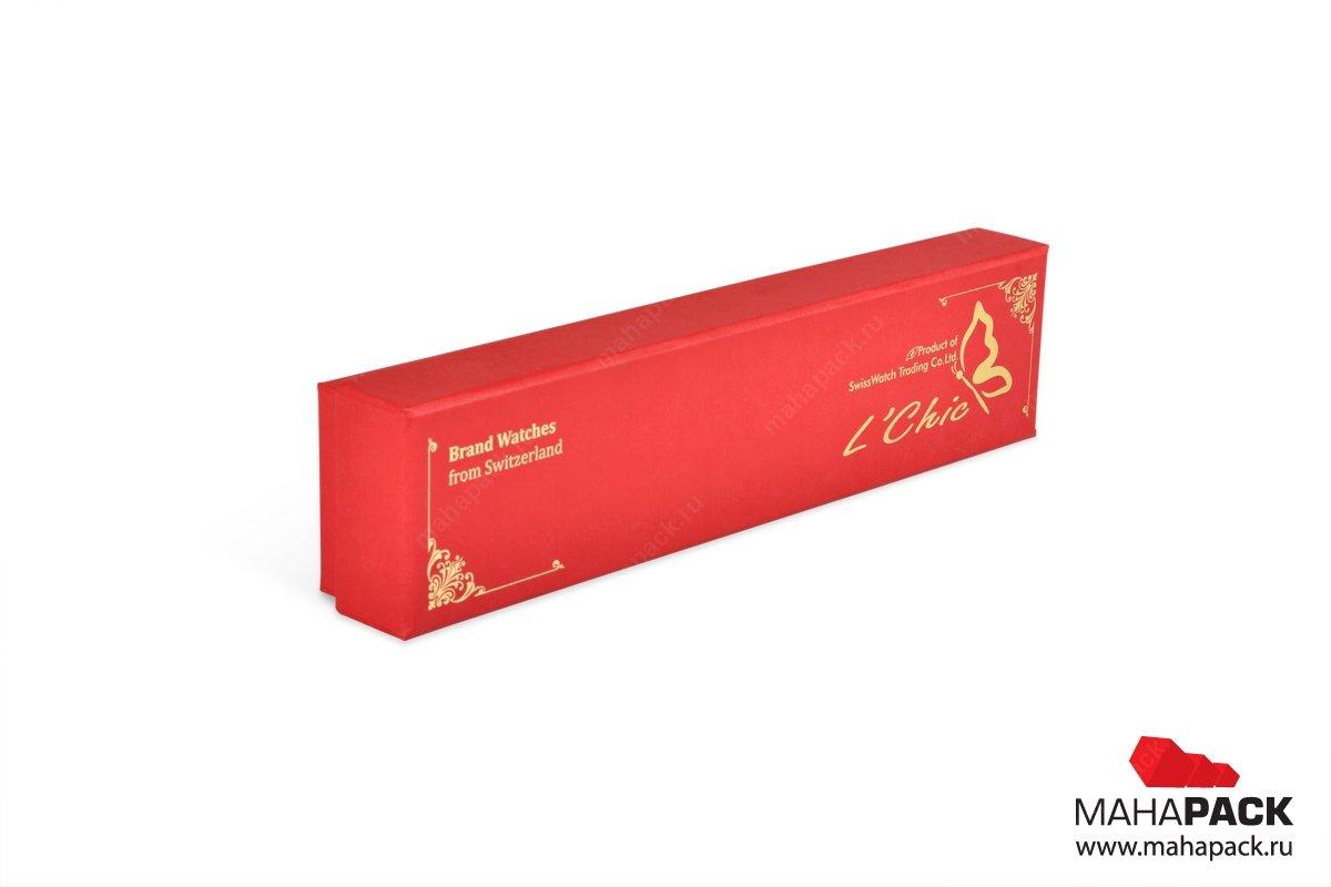 изготовление подарочных коробок из дизайнерских материалов