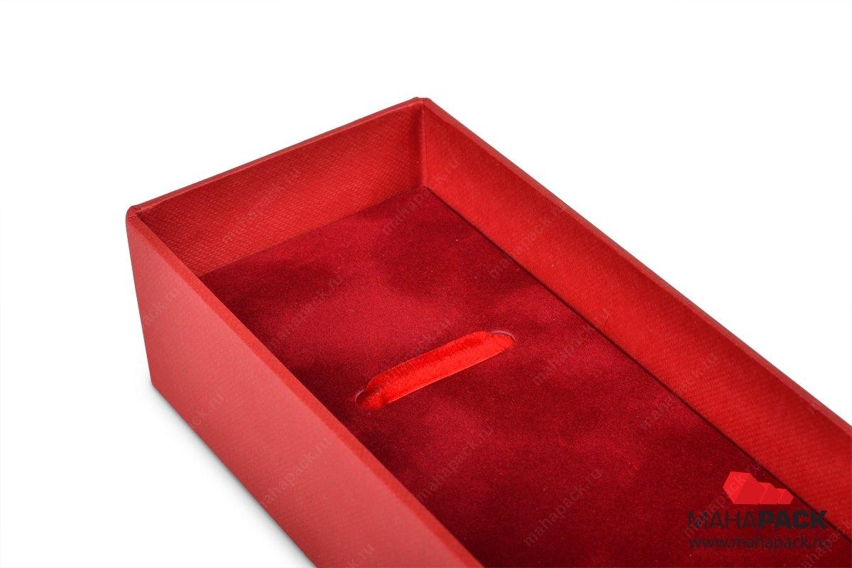 кашированная коробка с ложементом