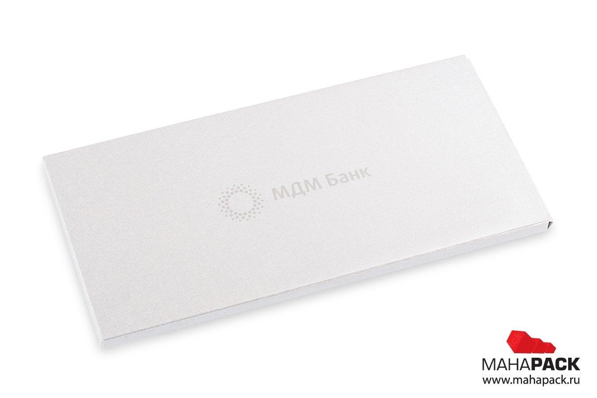 упаковка для подарочных карт и каталога