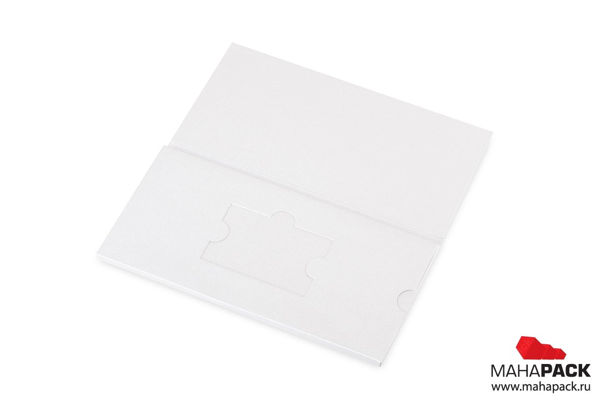 заказать дизайнерскую коробку для карты