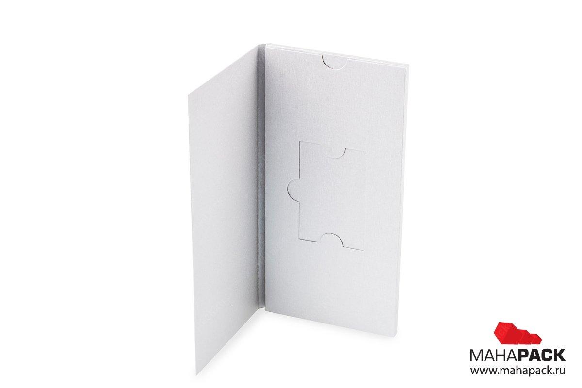 производство упаковки для пластиковых карт