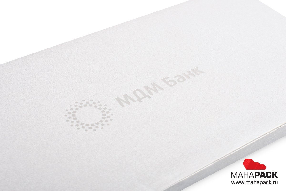 индивидуальная подарочная упаковка с логотипом