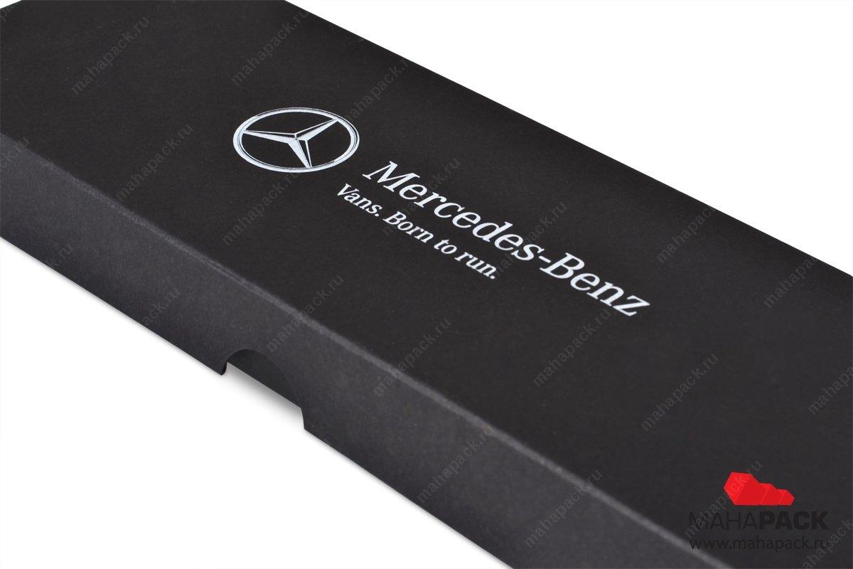 Коробка крышка-дно для корпоративного сувенира