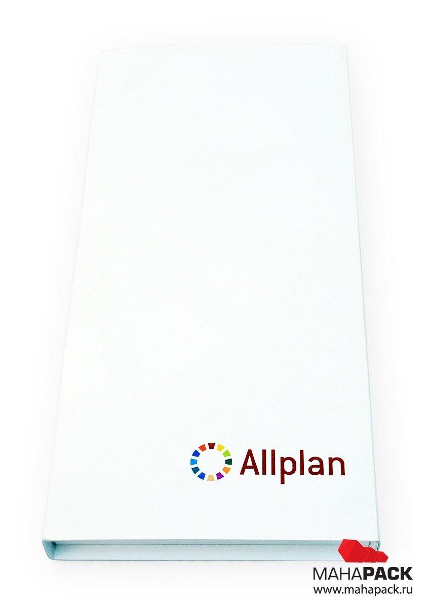 Коробка для программного обеспечения с клапаном на магните