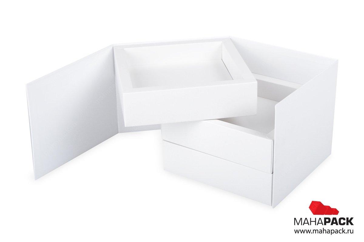 изготовление современных подарочных коробок