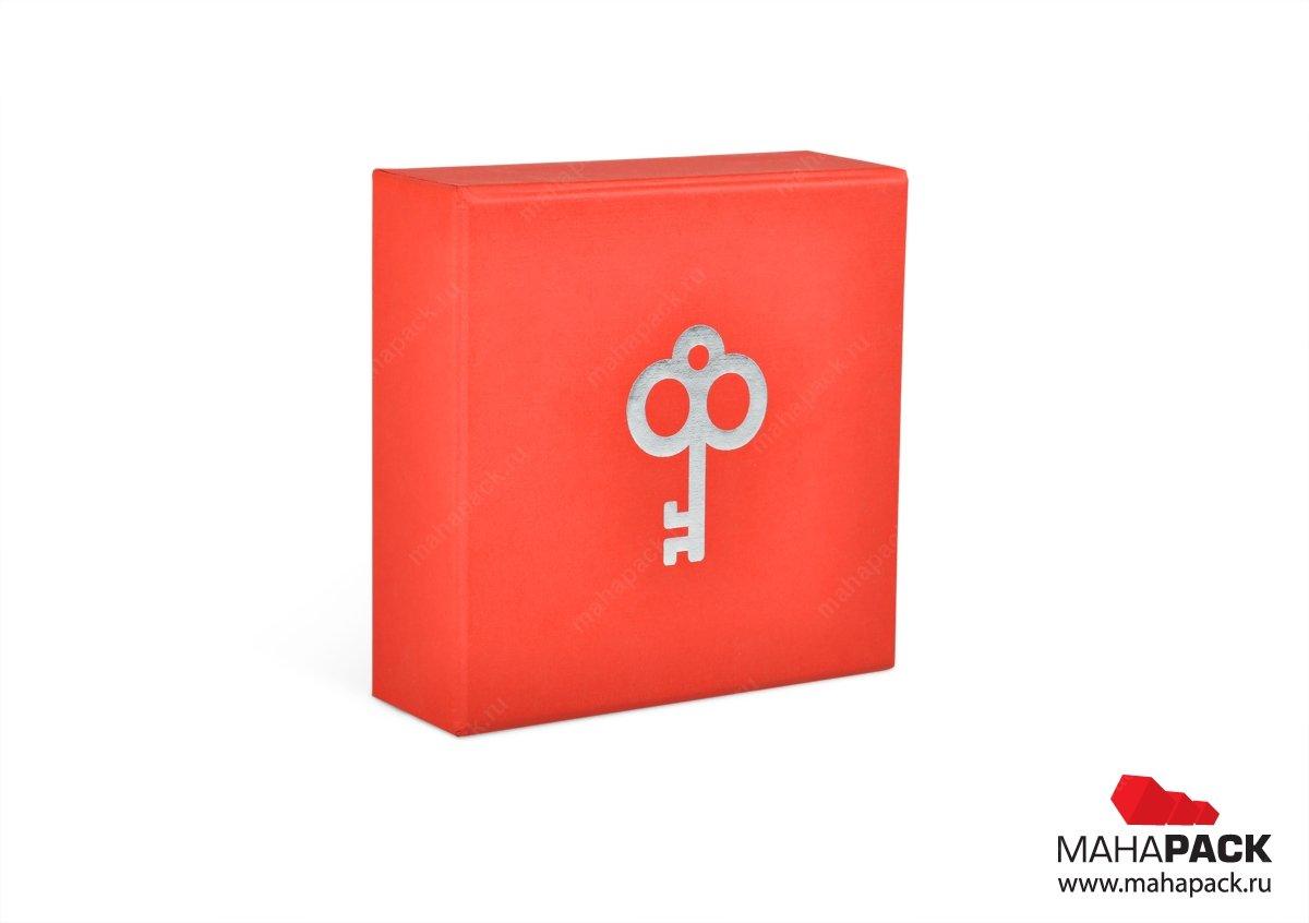 кашированная коробка из переплетного картона