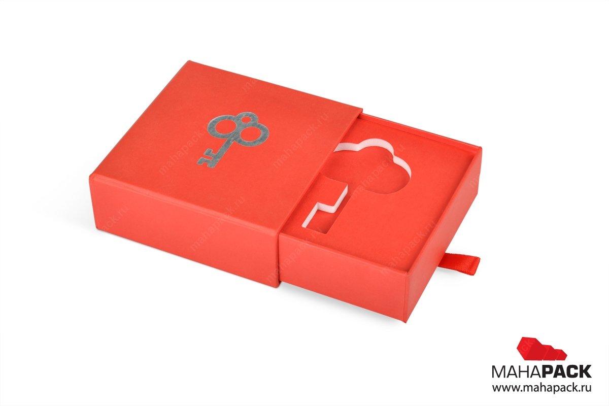 коробка-пенал с изолоновым ложементом