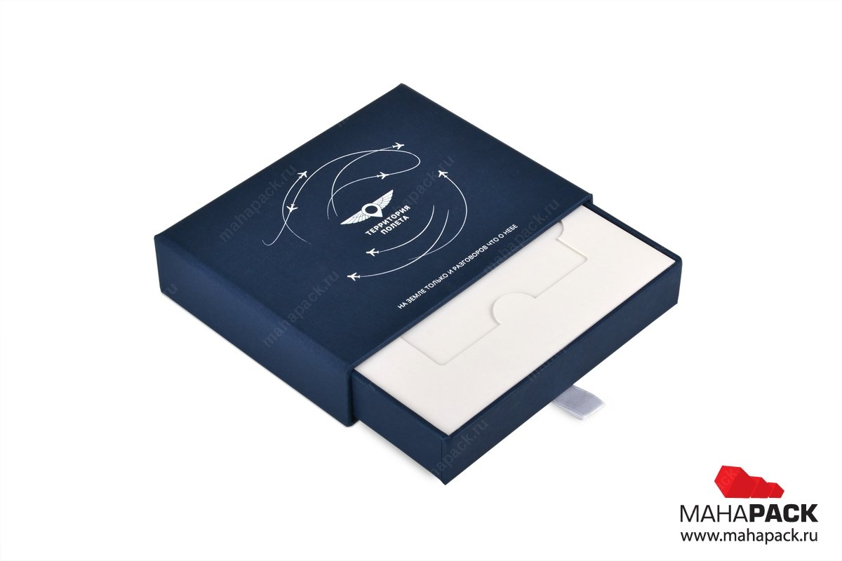 индивидуальная упаковка для подарочных карт