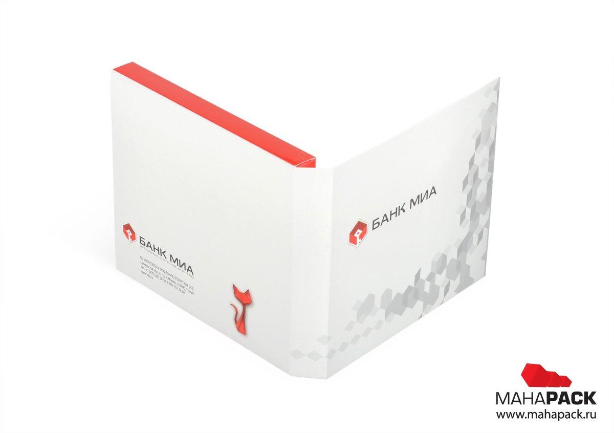 производство упаковки с современным дизайном