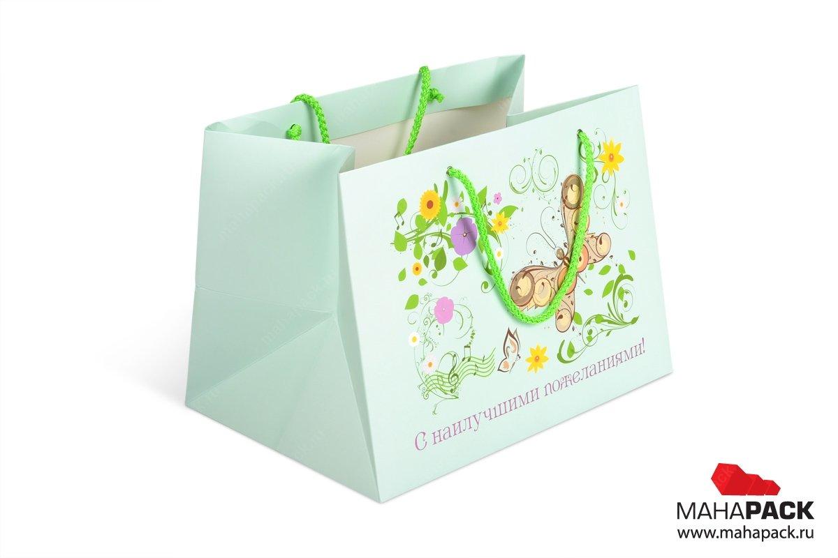 подарочный пакет - упаковка коробочки
