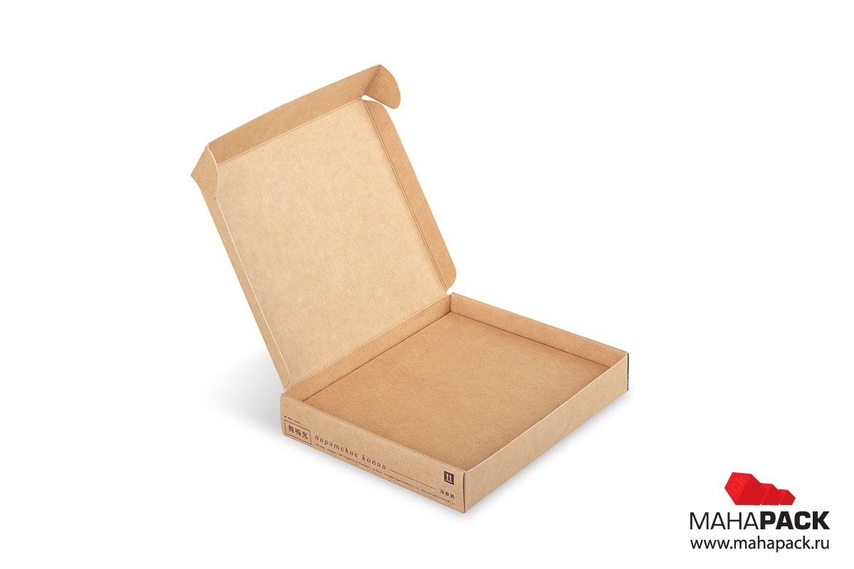 необычная коробка упаковка для корпоративного праздника