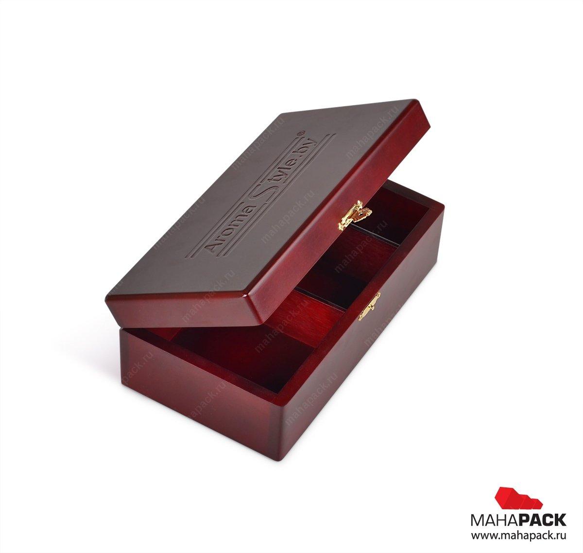 уникальная упаковка деревянные футляры