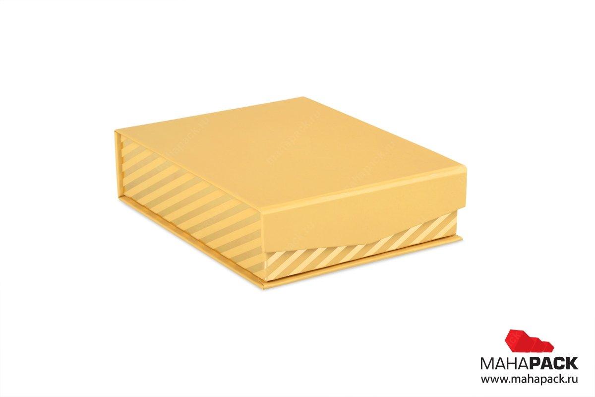 упаковка карта - коробка ручной сборки