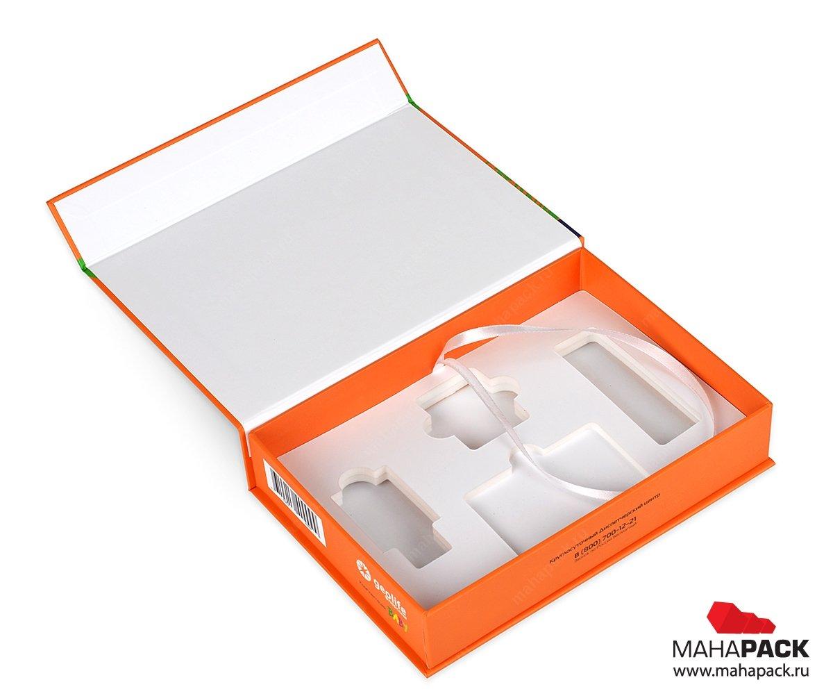 изготовление коробочки нужным тиражом