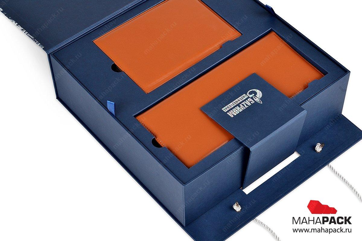 портфели для образцов продукции и корпоративных подарков