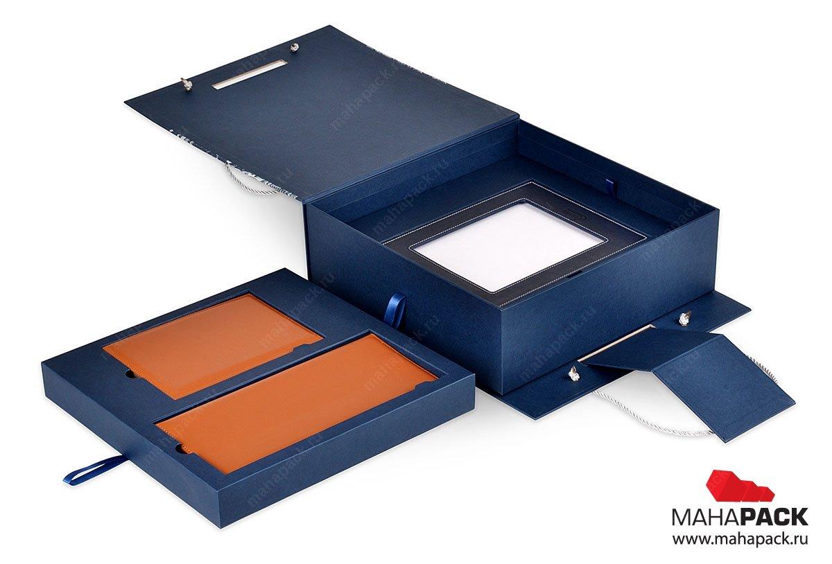 эксклюзивная упаковка подарков для ваших клиентов нужным тиражом