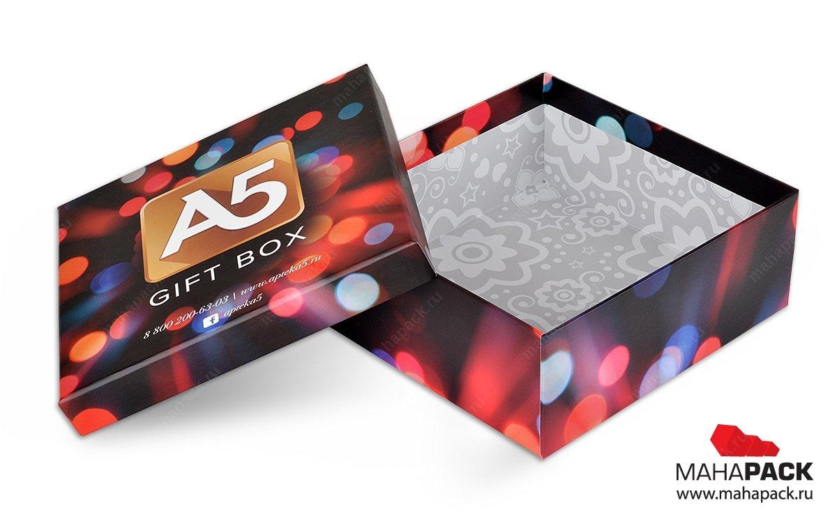 эксклюзивная упаковка подарков по вашему дизайну