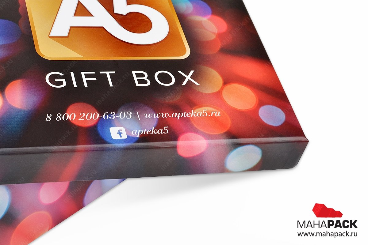 заказать коробки для подарков на корпоративные праздники