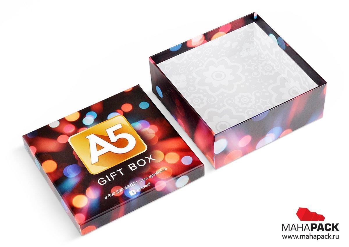 подарочная упаковка для корпоративных подарков