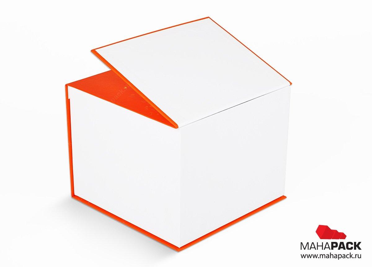 изготовление подарочной коробки с вашим логотипом