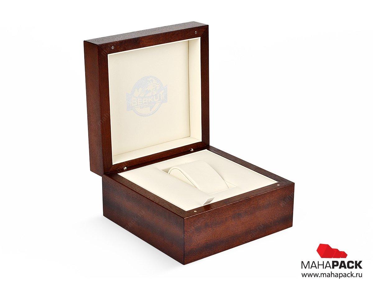 деревянные футляры и коробки-шкатулки для вашей продукции
