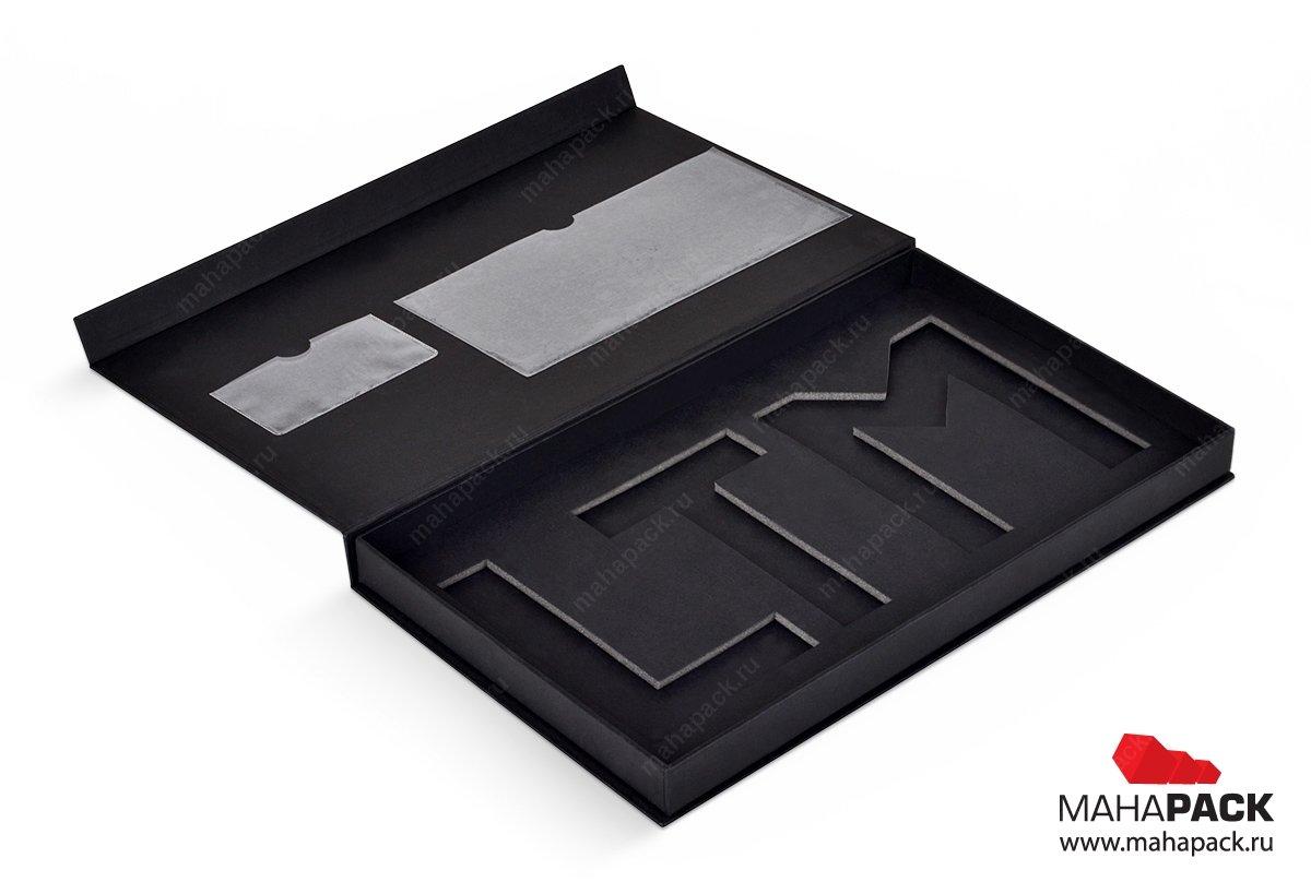 кэшированные коробки с магнитным клапаном