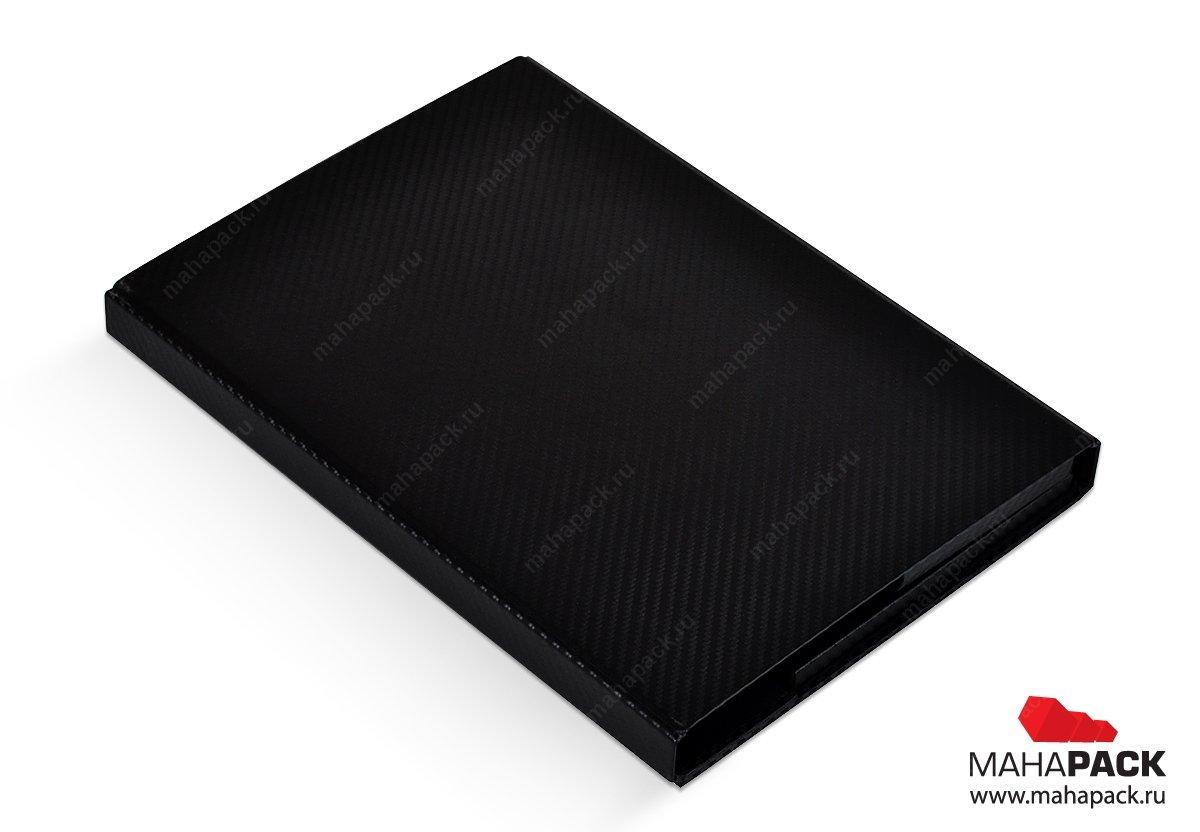 упаковка для флешек-карточек на магните
