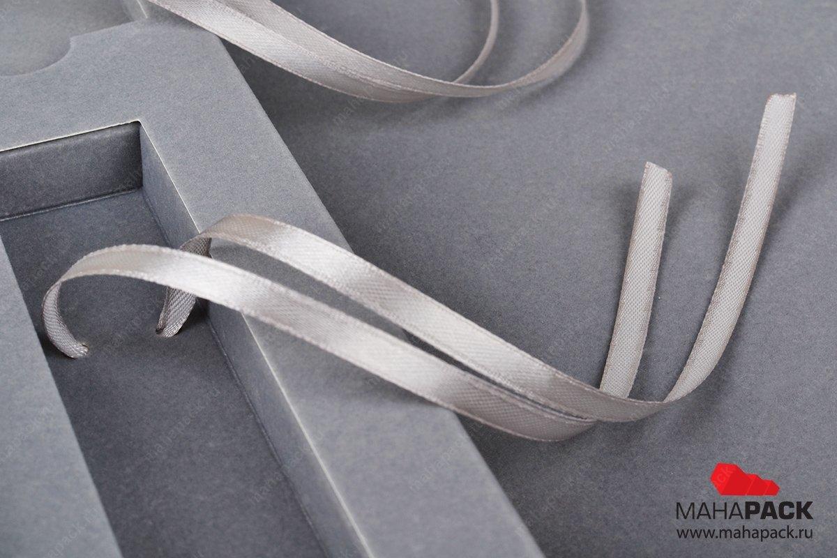 подарочная упаковка для флешки с сувенирным набором