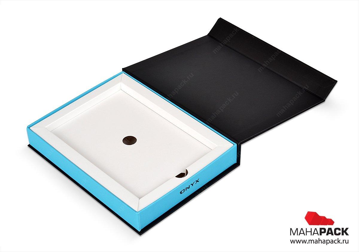 электронная книга и коробка книжка для нее