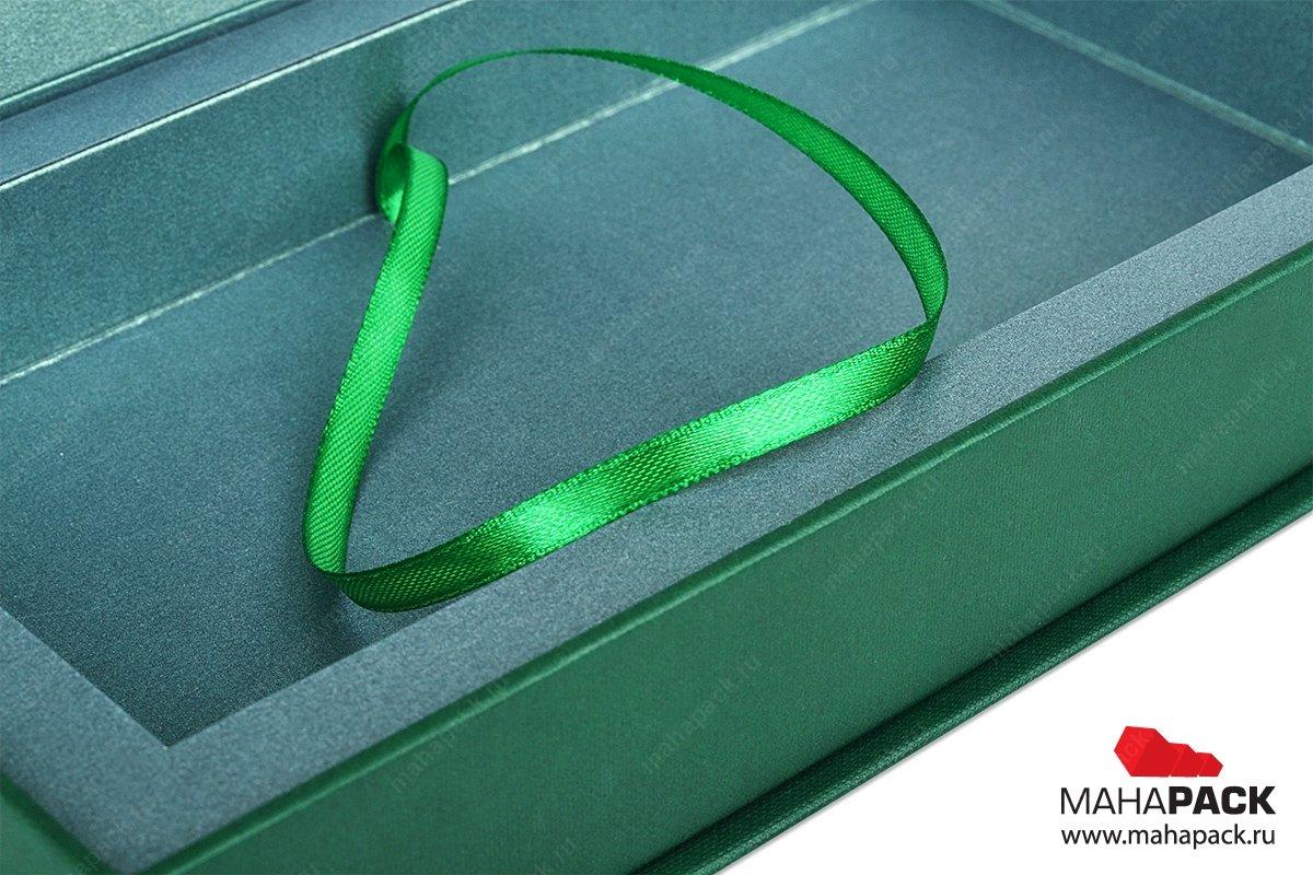 упаковка для пластиковых карт с лентами
