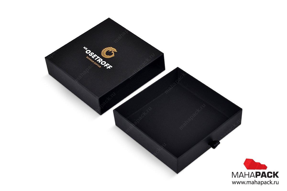 коробки - разработки дизайна и производство