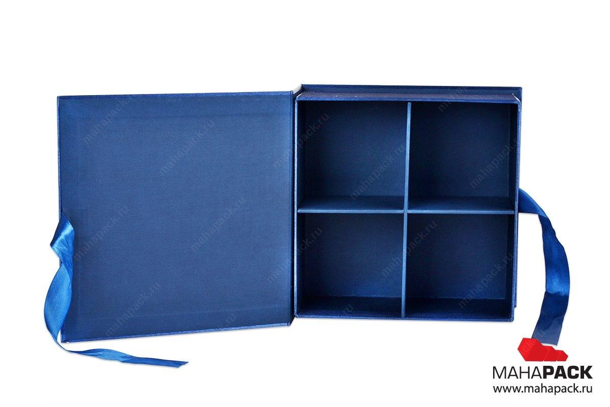 изготовление коробок для сувениров с логотипом компании