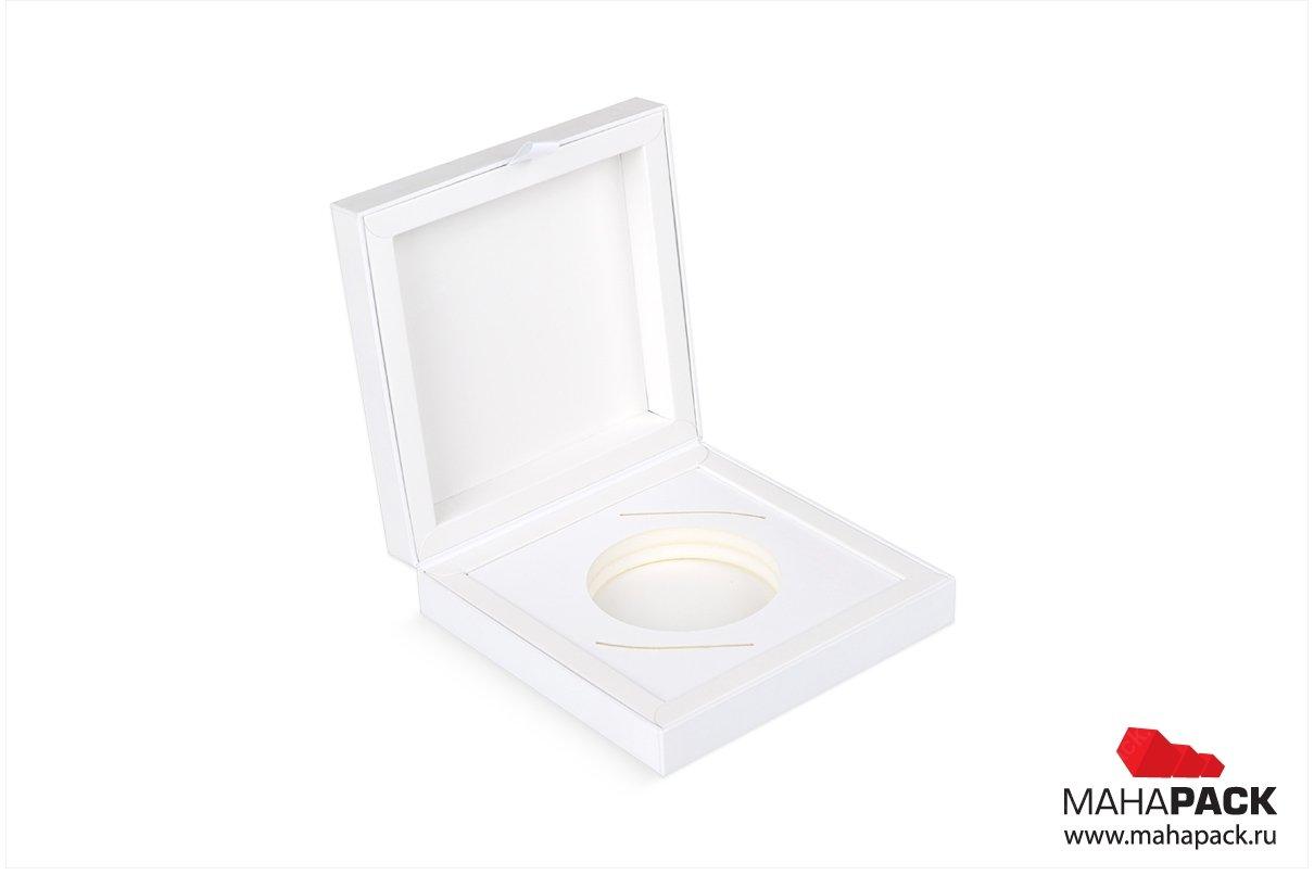 изготовление коробок с магнитным клапаном
