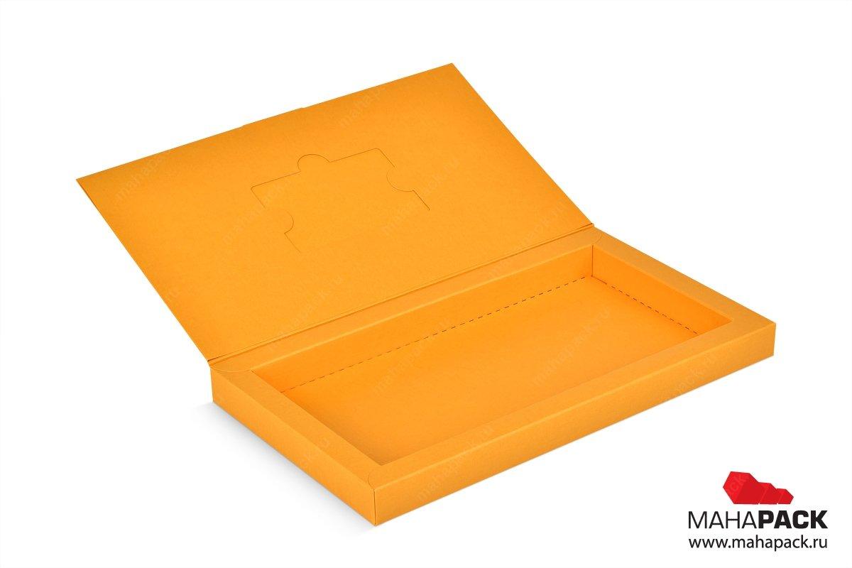 коробки для пластиковых карт - разработка и производство