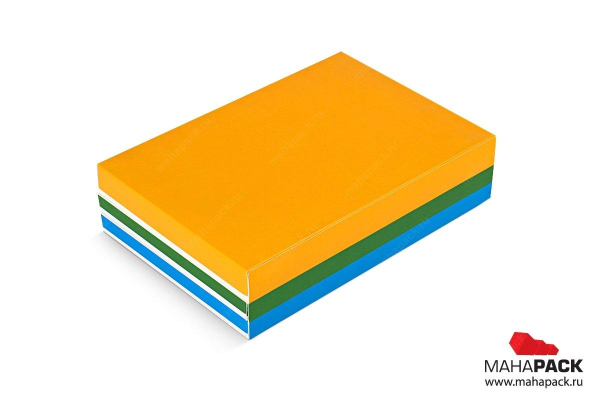подарочные коробки из картона для масштабного мероприятия