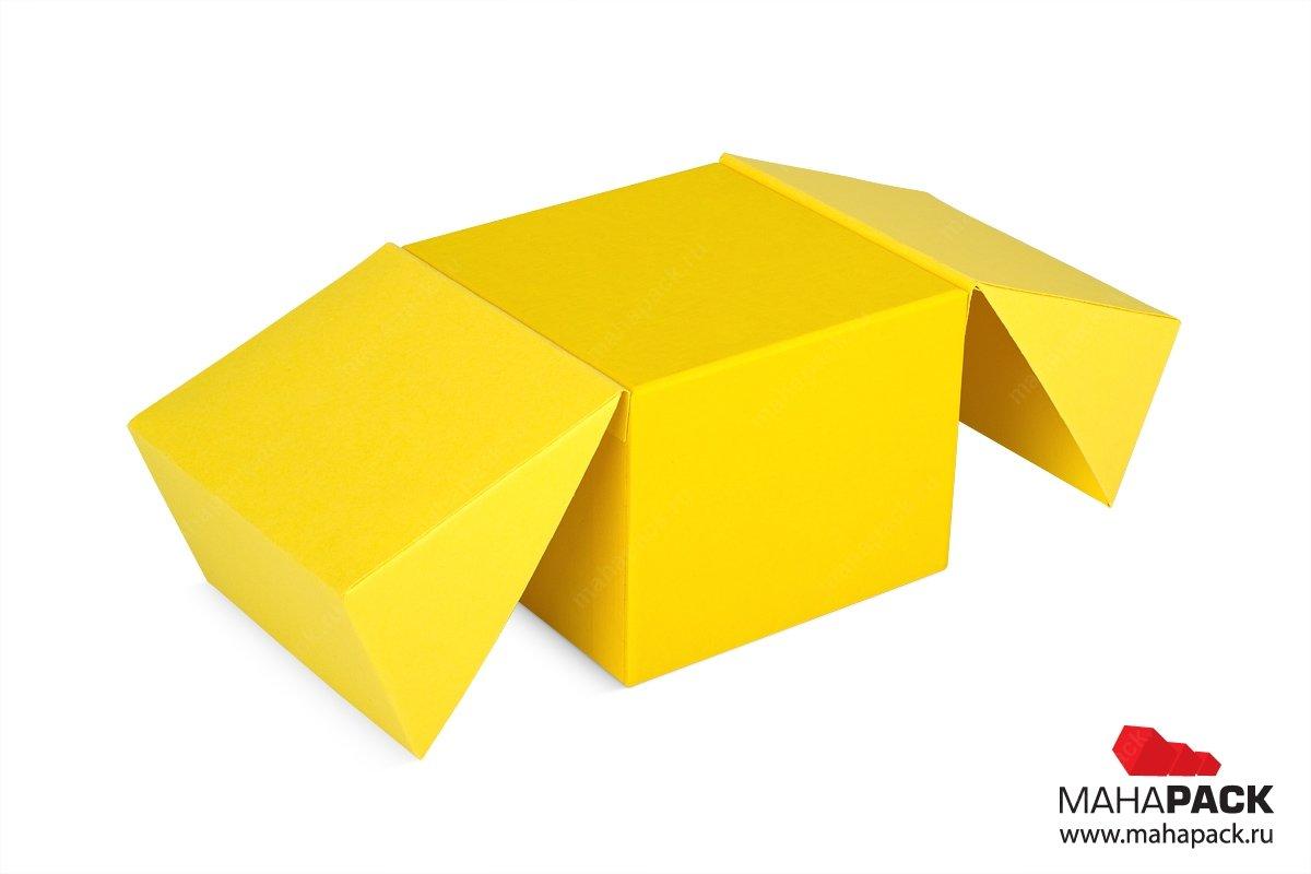 коробки подарочные - разработка дизайна и печать