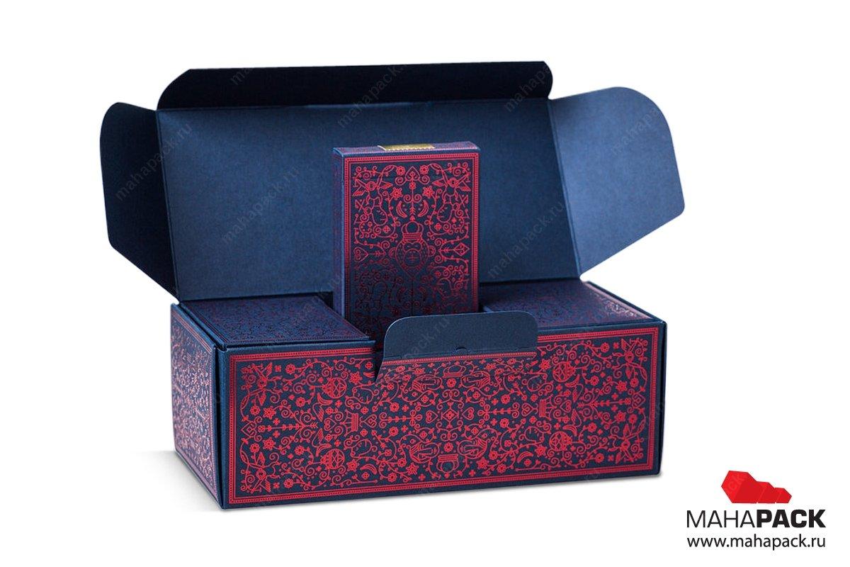 подарочные коробки - разработка дизайна и изготовление