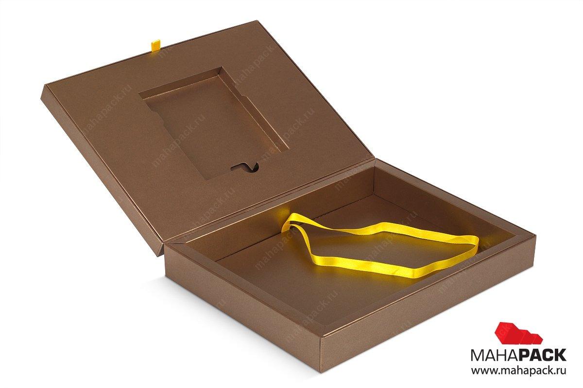 подарочная коробка - упаковка для сувенира
