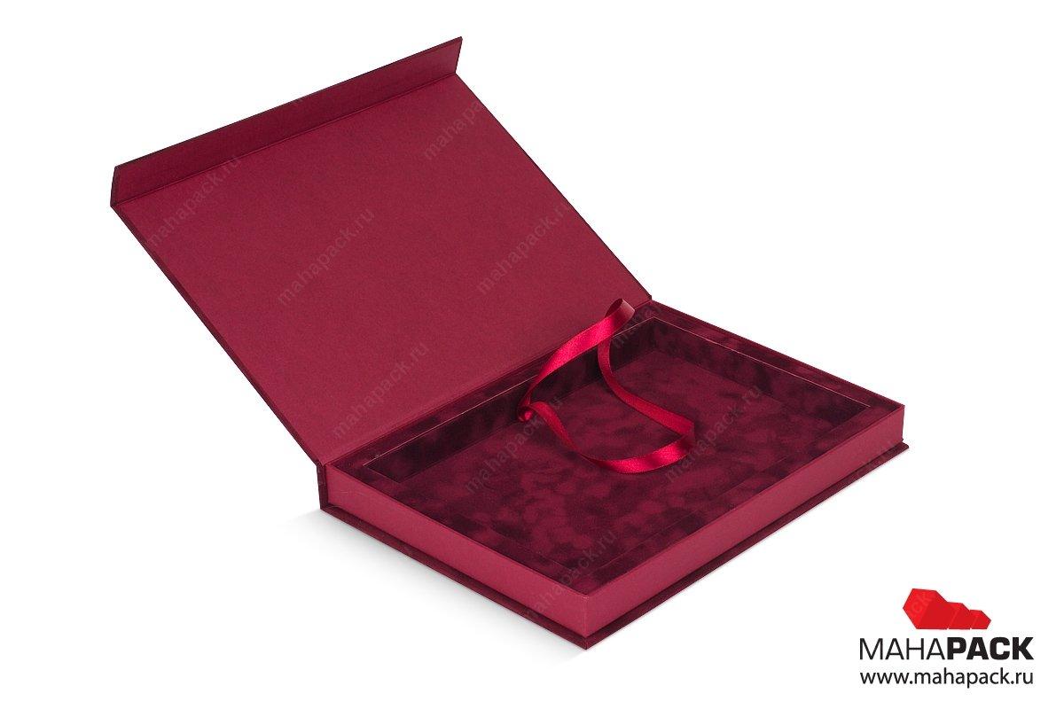 бархатные коробки для подарков