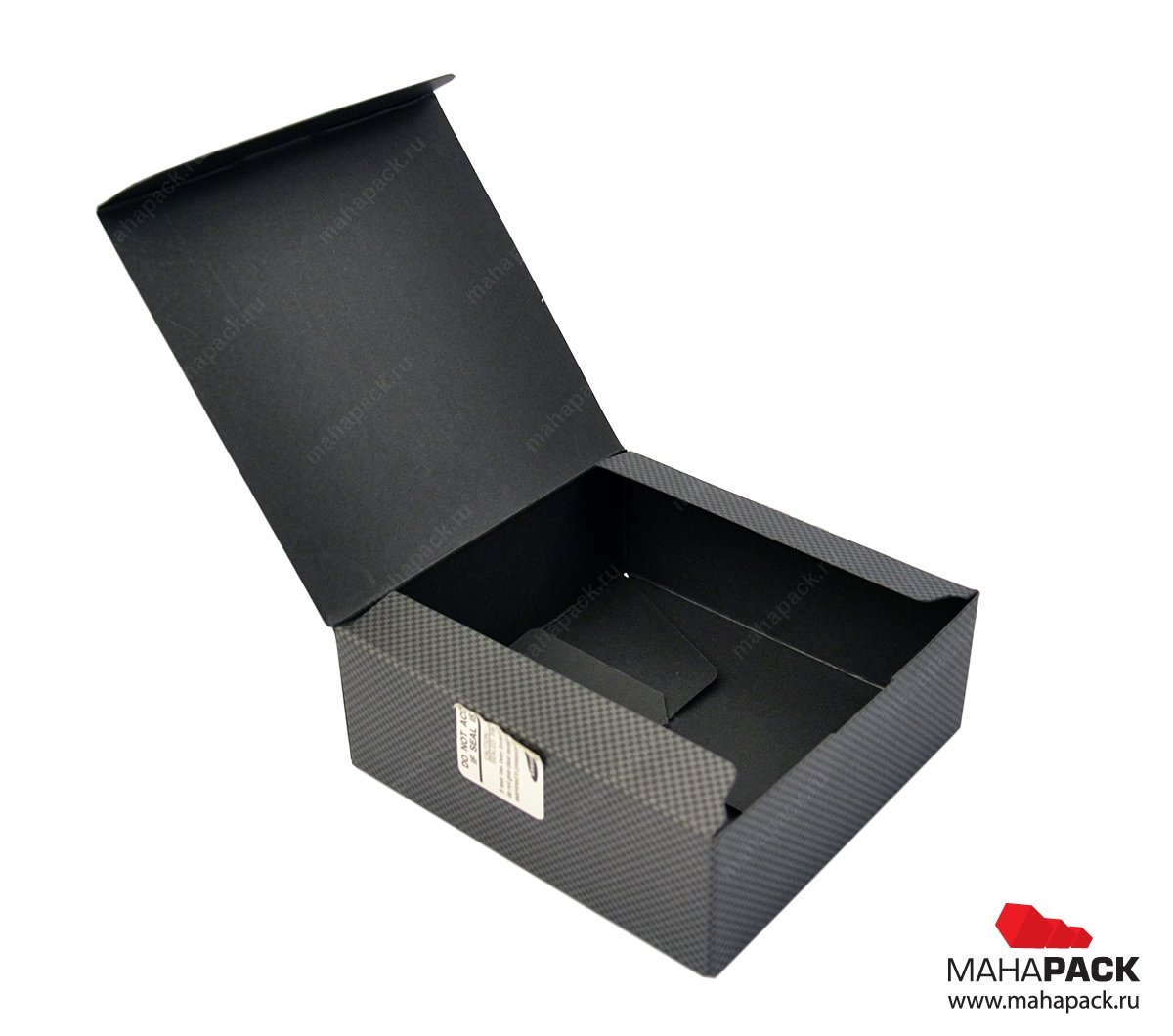 Универсальная картонная упаковка с ложементом