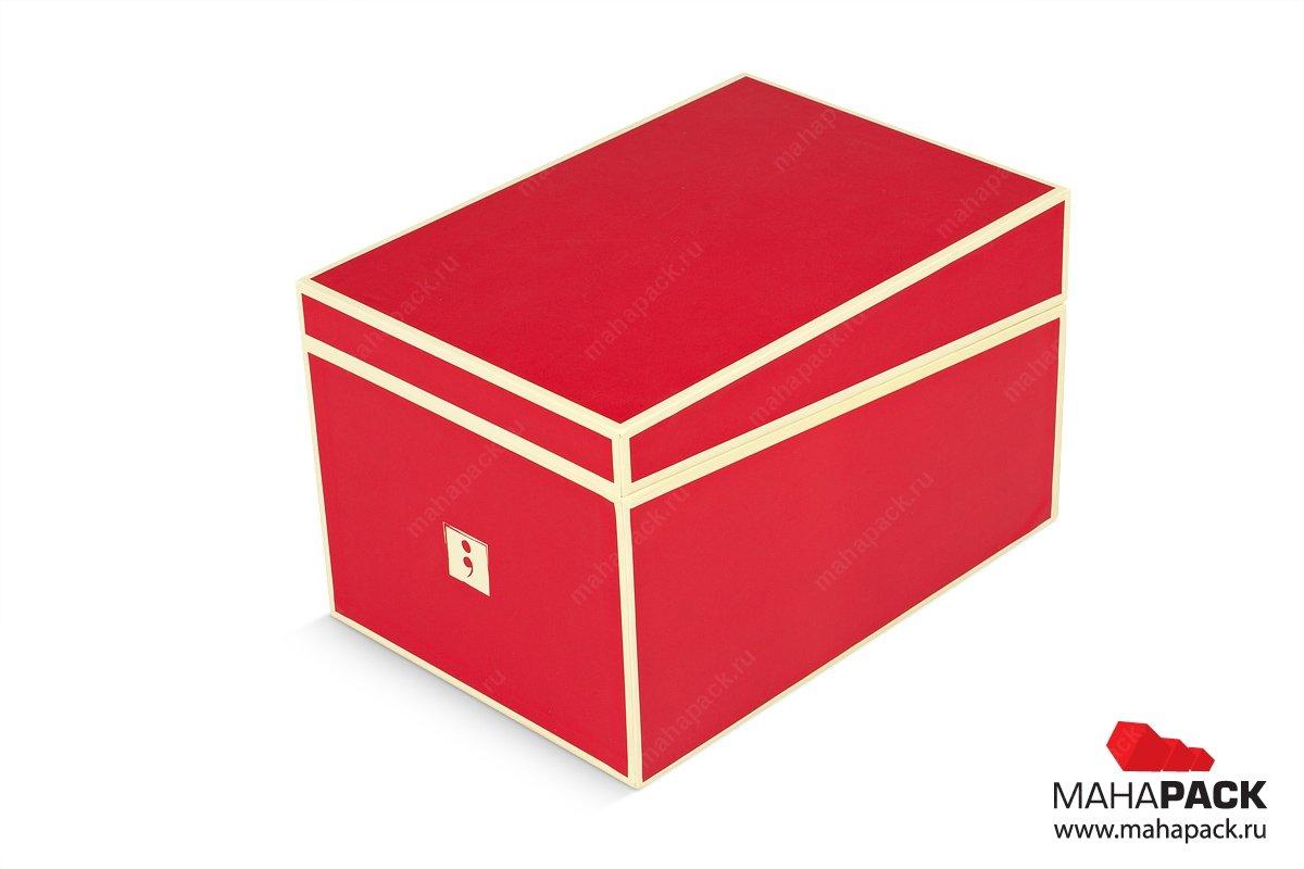 большая коробка, производство по вашим макетам