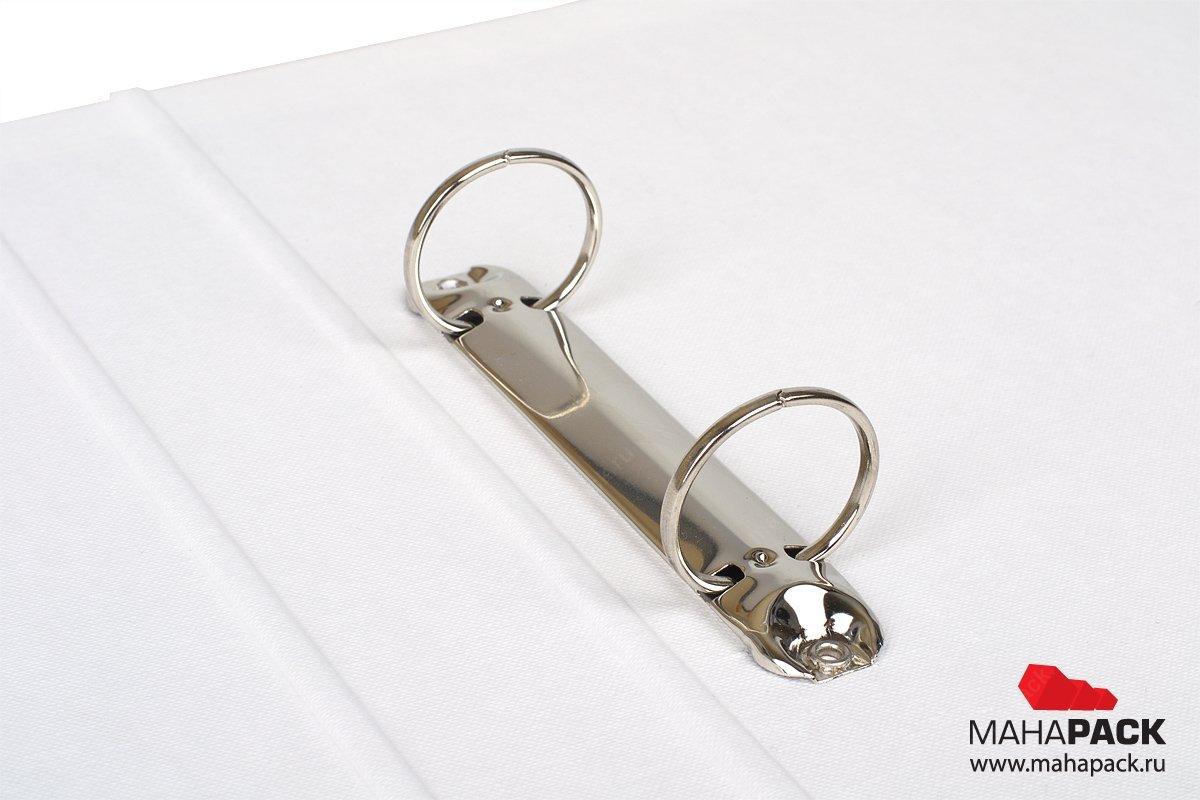 изготовление папок с кольцевым механизмом на выставку