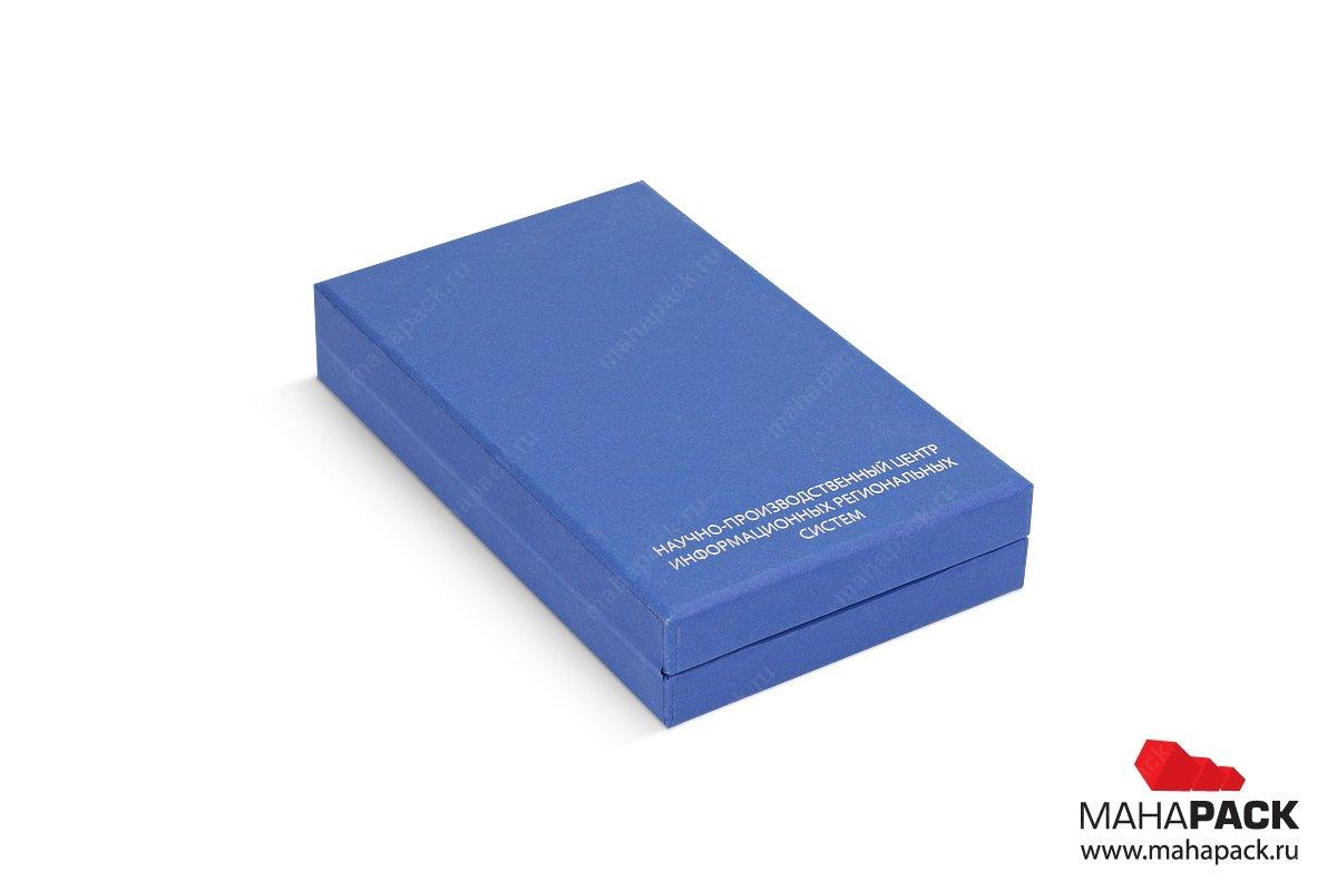 упаковка для флешек и диска на конференцию
