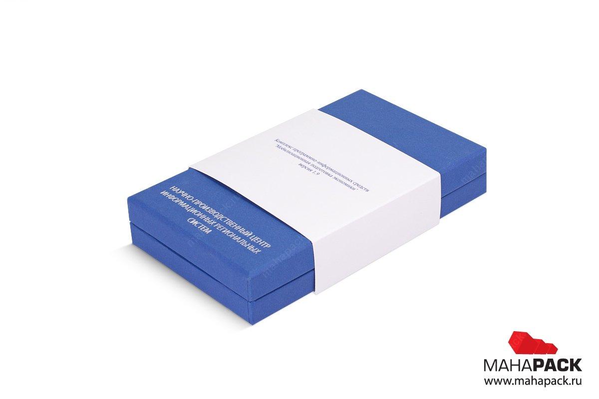 подарочная упаковка для флешки и диска
