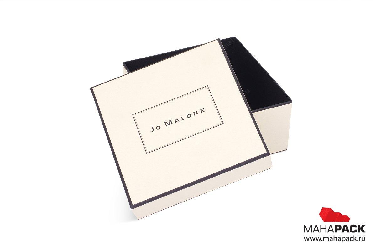 коробка крышка дно для парфюмерии