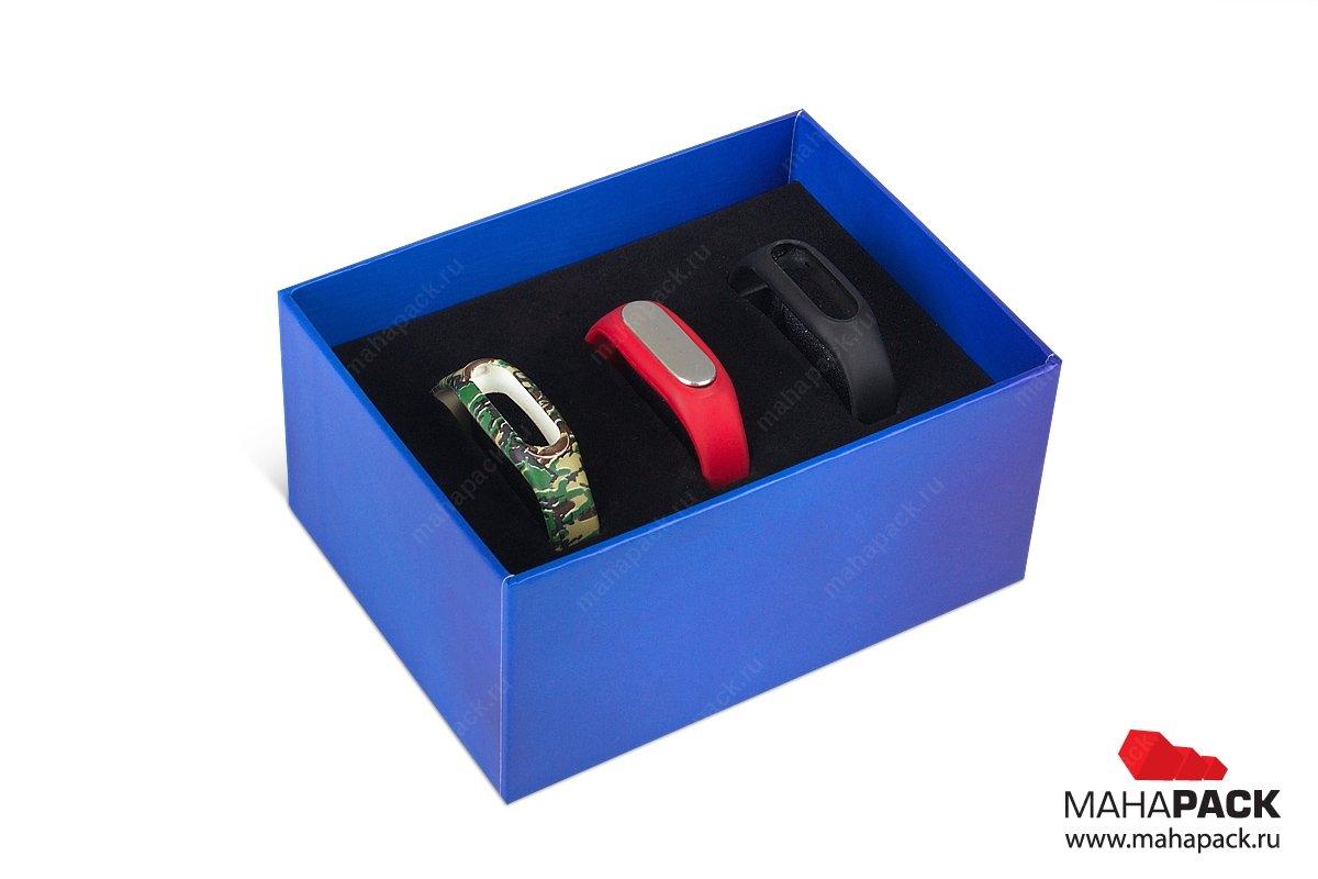 производство коробок на заказ с изолоновым ложементом